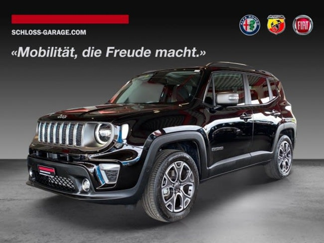 Jeep Renegade 1.3 Turbo Limited 180 AT AWD 10'000 km CHF26'900 - buy on carforyou.ch - 1