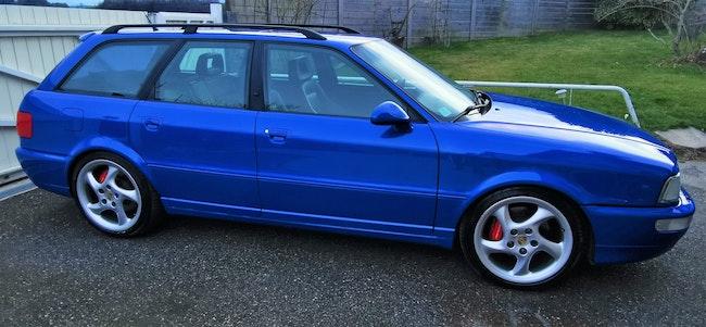 Audi RS2 80 Avant RS2 193'500 km CHF57'500 - acquistare su carforyou.ch - 1
