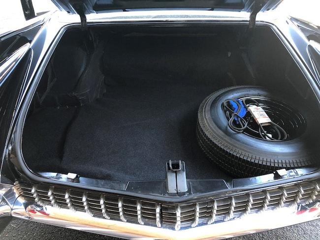 Cadillac Fleetwood Sedan 6229 107'000 km CHF52'000 - buy on carforyou.ch - 1