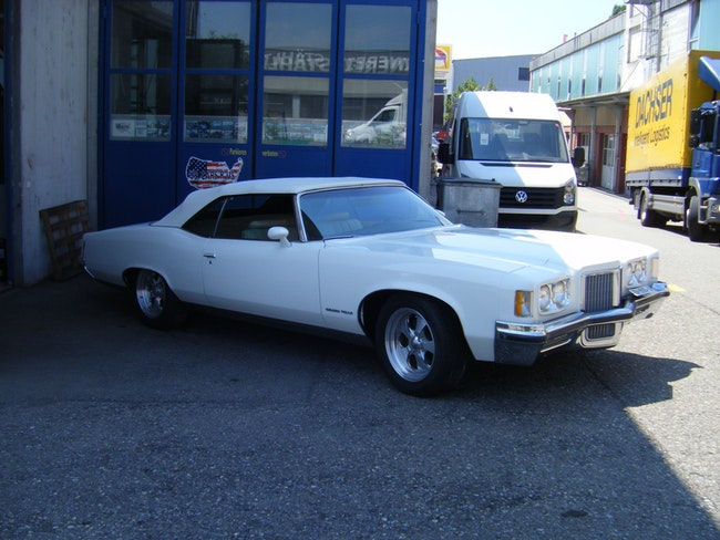 Pontiac other Grand Ville 455 28'970 km CHF39'000 - buy on carforyou.ch - 1