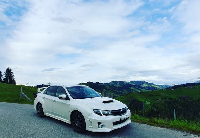 Subaru WRX STI 2.5 T Sport 209'000 km CHF19'500 - acheter sur carforyou.ch - 1