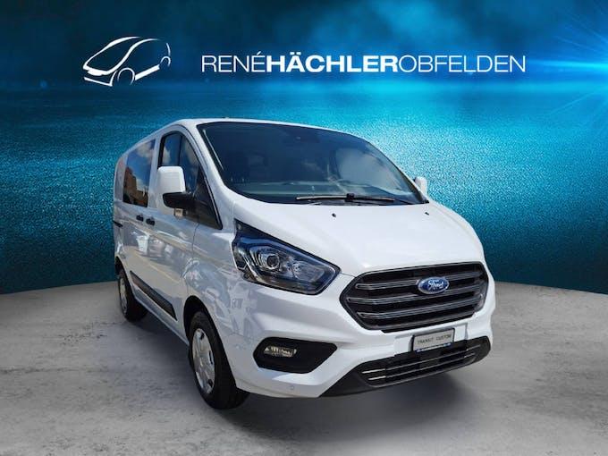 Ford Transit Custom Transit C Van 300 L1 2.0 TDCi 105 Trend 45 km CHF28'150 - acquistare su carforyou.ch - 1