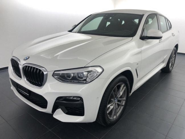BMW X4 xDrive 20d M Sport 26'900 km CHF48'500 - buy on carforyou.ch - 1