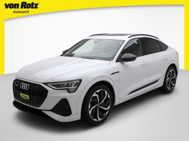 Audi e-tron 55 S Line qu 3'350 km CHF83'900 - acheter sur carforyou.ch - 1