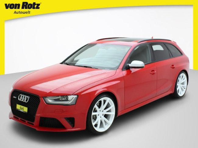 Audi S4 / RS4 RS4 Avant 4.2 FSI quattro 95'300 km CHF35'790 - kaufen auf carforyou.ch - 1
