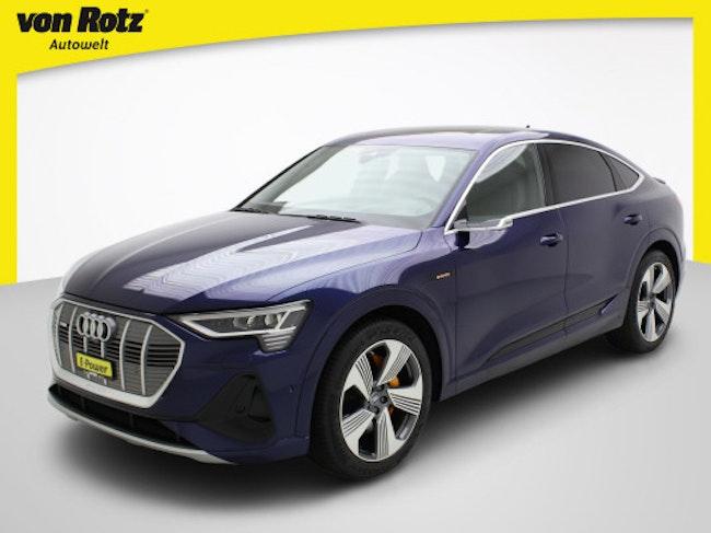 Audi e-tron 50 S Line qu 300 km CHF69'900 - acheter sur carforyou.ch - 1