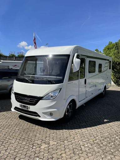 Fiat Ducato Wohnmobil Hymer EXIS i 678 150PS 34'900 km CHF69'900 - buy on carforyou.ch - 1