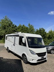 Fiat Ducato Wohnmobil Hymer EXIS i 678 150PS 34'900 km CHF69'900 - buy on carforyou.ch - 2