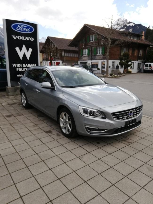 Volvo V60 D5 AWD Summum Geartronic 75'000 km CHF25'900 - buy on carforyou.ch - 1