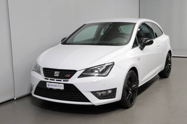 SEAT Ibiza SC 1.8 TSI 192 Cupra 41'900 km CHF17'900 - buy on carforyou.ch - 1