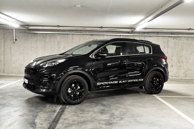 Kia Sportage 1.6 T-GDi Black Edition 10 km CHF41'029 - buy on carforyou.ch - 1