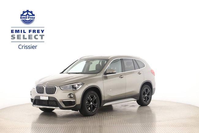 BMW X1 20i xDrive X-Line 34'400 km CHF32'500 - acheter sur carforyou.ch - 1