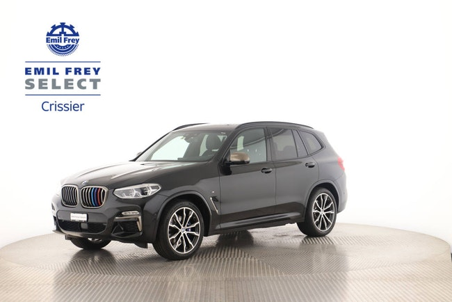 BMW X5 M50d 53'840 km CHF65'000 - buy on carforyou.ch - 1