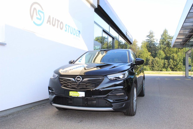 Opel Grandland X 1.6 T PHEV Excellence 13'900 km CHF37'400 - kaufen auf carforyou.ch - 1