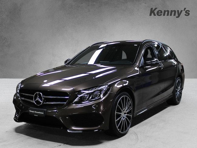 Mercedes-Benz C-Klasse C 250 d Swiss Star AMG Line Kombi 86'000 km CHF27'600 - buy on carforyou.ch - 1