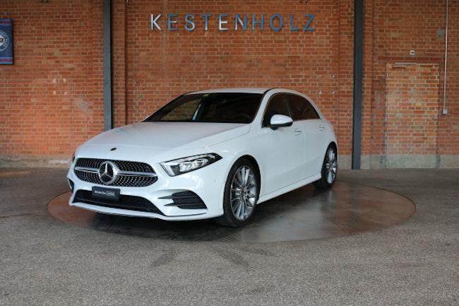 Mercedes-Benz A-Klasse A 220 AMG Line 4Matic 9'300 km CHF41'900 - buy on carforyou.ch - 1