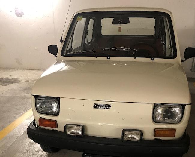 Fiat 126 650 Bambino 96'000 km CHF4'699 - kaufen auf carforyou.ch - 1