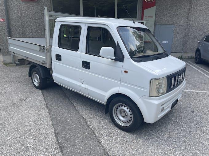 DFSK Pick-up V-Serie Pick-up DKab V22 Alu 1.3 8V 18'566 km CHF8'500 - buy on carforyou.ch - 1