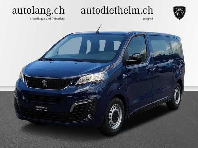 Peugeot Expert Kombi Standard 2.0 BlueHDi 150 S/S 25 km CHF37'800 - acquistare su carforyou.ch - 1