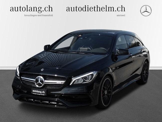 Mercedes-Benz CLA-Klasse CLA 45 4Matic AMG Shooting Brake 7'000 km CHF55'800 - acquistare su carforyou.ch - 1
