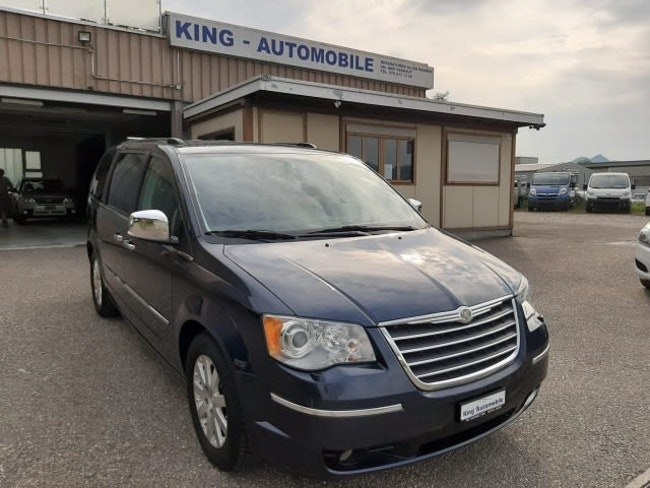 Chrysler Voyager Grand Voyager 2.8 CRD Limited Automatic 155'000 km CHF7'900 - kaufen auf carforyou.ch - 1