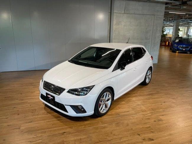 SEAT Ibiza 1.5 EcoTSI FR DSG 100 km CHF28'490 - buy on carforyou.ch - 1