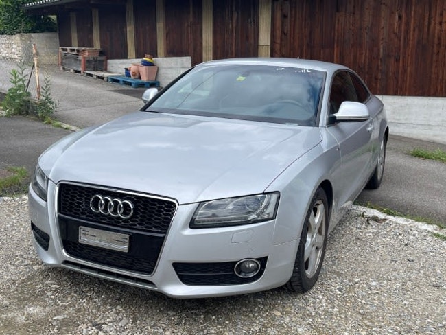 Audi A5 Coupé 3.0 TDI quattro 237'000 km CHF6'800 - buy on carforyou.ch - 1