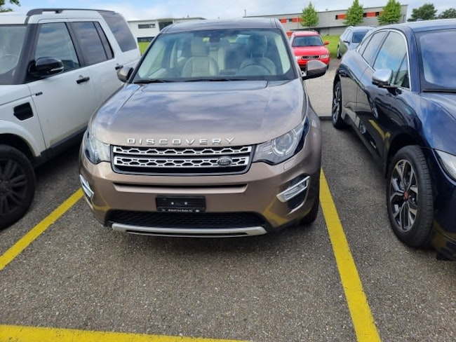 Land Rover Discovery Sport 2.0 TD4 HSE Luxury AT9 69'000 km CHF13'900 - acquistare su carforyou.ch - 1
