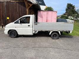Hyundai H-1 Camionnette 2.5TDI 215'000 km CHF2'690 - buy on carforyou.ch - 3