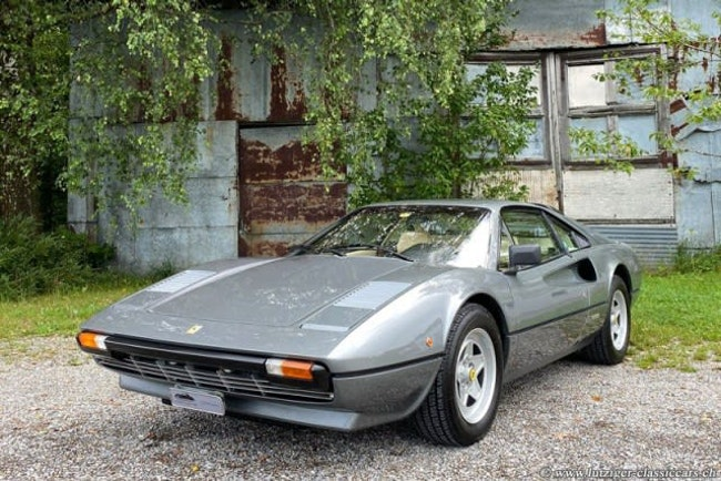 Ferrari 308 GTBi 26'800 km CHF75'000 - acquistare su carforyou.ch - 1