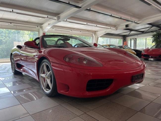Ferrari 360 F360 SPIDER 30'300 km CHF84'900 - kaufen auf carforyou.ch - 1
