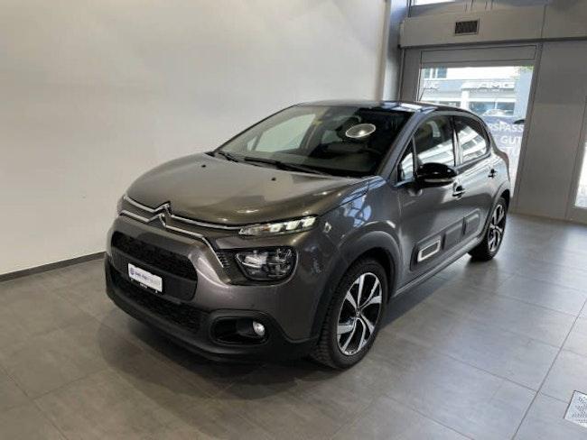 Citroën C3 1.2 PureTech Shine 6'091 km CHF24'500 - kaufen auf carforyou.ch - 1