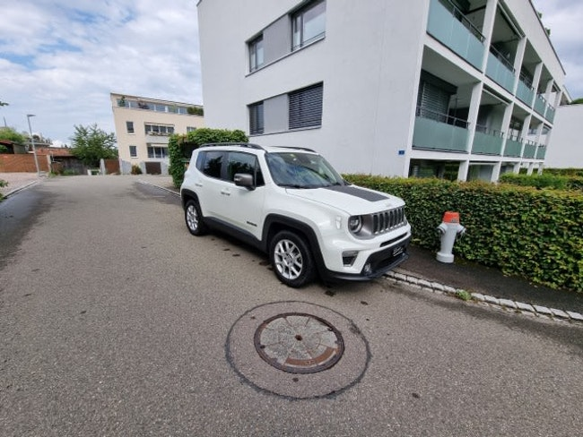 Jeep Renegade 1.3 GSE Turbo Limited 8'634 km CHF25'900 - buy on carforyou.ch - 1