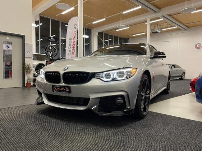 BMW 4er 430d Gran Coupé xDrive M Sport Steptronic 134'000 km CHF23'900 - buy on carforyou.ch - 1