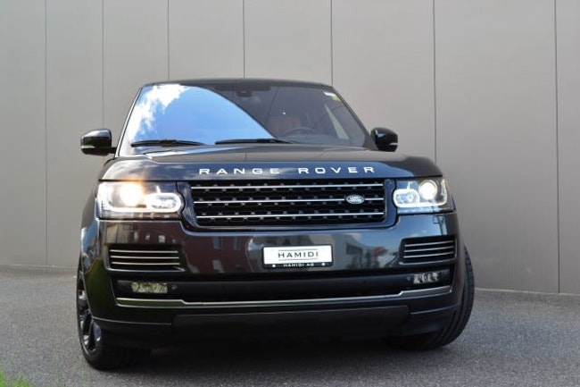 Land Rover Range Rover Range Rover 4.4 SDV8 Autobiography Automatic 92'500 km CHF52'900 - buy on carforyou.ch - 1