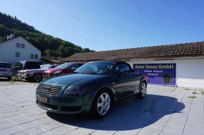 Audi TT Roadster 1.8 T 157'000 km CHF6'500 - buy on carforyou.ch - 1