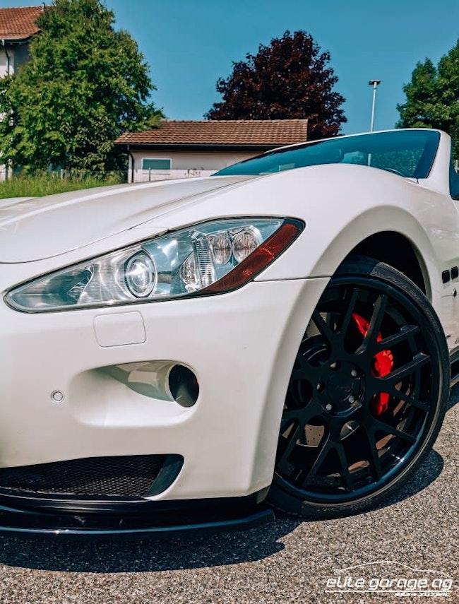 Maserati GranCabrio/Granturismo GranCabrio Automatica 119'000 km CHF48'900 - buy on carforyou.ch - 1
