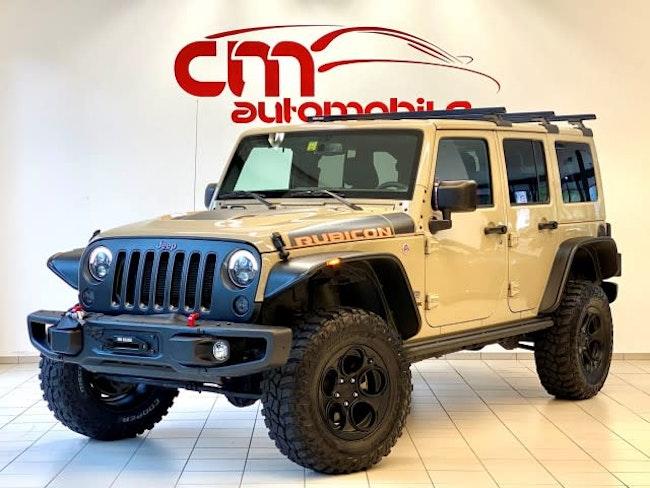 Jeep Wrangler 3.6 Unlimited Rubicon Recon Automatic hardtop 52'500 km CHF48'800 - kaufen auf carforyou.ch - 1