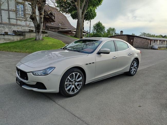 Maserati Ghibli 3.0 V6 Automatica 49'500 km CHF29'999 - buy on carforyou.ch - 1