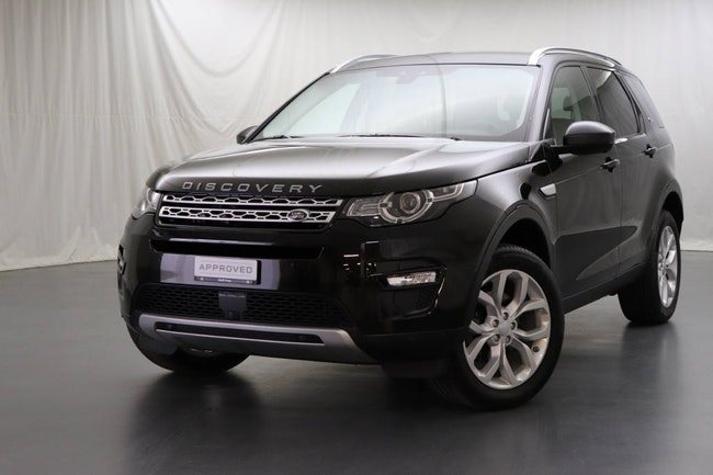 Land Rover Discovery Sport 2.0 TD4 HSE 64'723 km CHF27'500 - kaufen auf carforyou.ch - 1