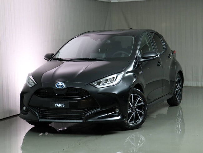 Toyota Yaris 1.5 VVT-i HSD Trend 120 km CHF27'490 - acheter sur carforyou.ch - 1