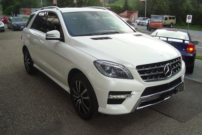 Mercedes-Benz M-Klasse ML 350 CDI BlueTec 66'000 km CHF40'900 - buy on carforyou.ch - 1