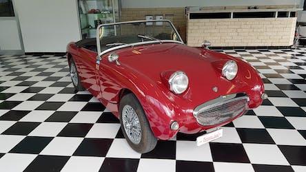 Austin Healey Sprinte MK1 50'160 km CHF23'500 - acquistare su carforyou.ch - 2