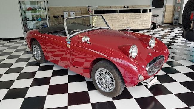 Austin Healey Sprinte MK1 50'160 km CHF25'000 - acquistare su carforyou.ch - 1