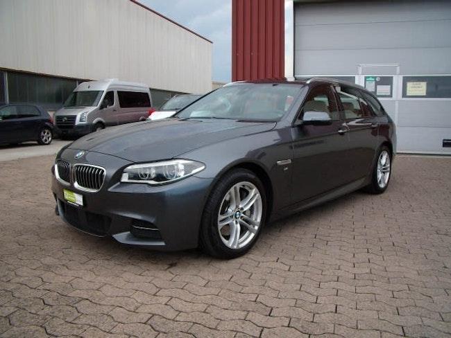 BMW 5er 530d Touring xDrive Steptronic 117'500 km CHF28'900 - buy on carforyou.ch - 1