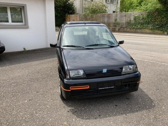 Fiat Cinquecento S 99'000 km CHF4'850 - acheter sur carforyou.ch - 1