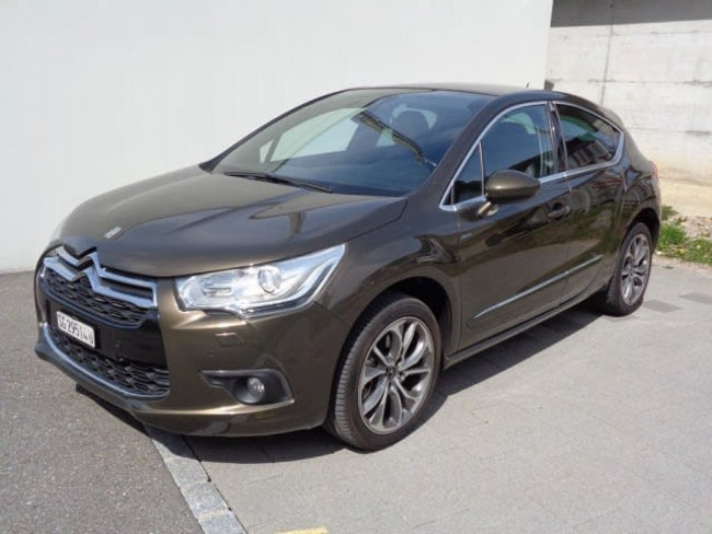 DS Automobiles DS4 1.6 THP Sport Chic 129'500 km CHF8'500 - buy on carforyou.ch - 1