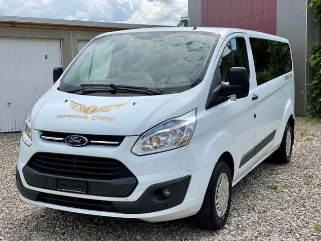 Ford Transit Custom 300 L2H1Trend 215'000 km CHF13'999 - buy on carforyou.ch - 1
