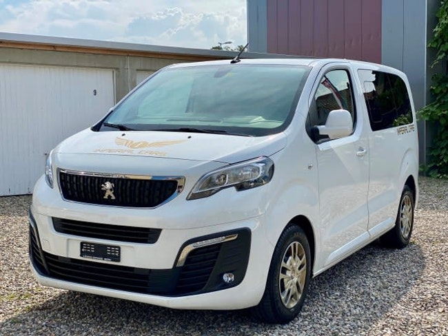 Peugeot Traveller Traveler TRAVELLER 1.6 BlueHDi Active Compact ETG (Kompaktvan / Minivan) 195'000 km CHF16'999 - acquistare su carforyou.ch - 1