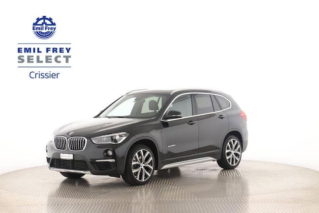 BMW X1 20d xDrive X-Line 53'215 km CHF28'000 - acheter sur carforyou.ch - 1